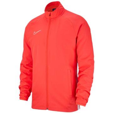 Nike TrainingsjackenNIKE DRI-FIT ACADEMY19 KIDS' SOCCER - AJ9288 rot