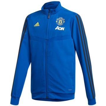 adidas Trainingsjacken blau