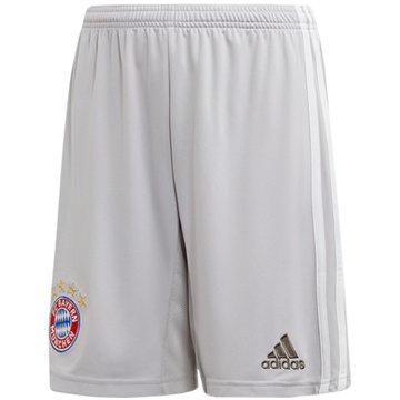 adidas FußballshortsFCB A SHO Y - DX9265 weiß