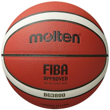Molten BasketbälleNEW HARLEM - 1023108 braun