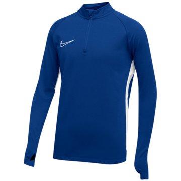 Nike Fußballtrikots blau