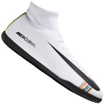 Nike Hallen-Sohle weiß