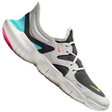 Nike Natural RunningFree RN 5.0 Women grau