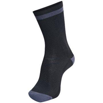 Hummel Hohe Socken schwarz