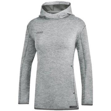 Jako SweaterKAPUZENSWEAT PREMIUM BASICS - 6729D grau