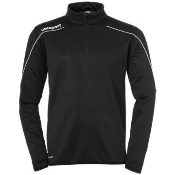 Uhlsport SweatshirtsSTREAM 22 1/4 ZIP TOP - 1002203K schwarz