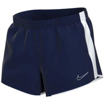 Nike FußballshortsW NK DRY ACDMY19 SHORT K - AO1477 blau