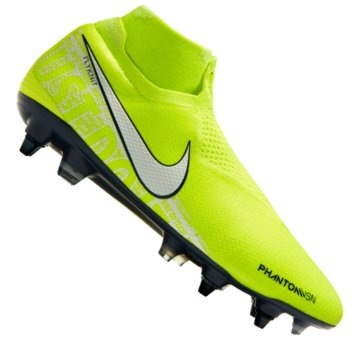 Nike Stollen-SohlePhantom Vision Elite Dynamic Fit SG-Pro Anti-Clog gelb