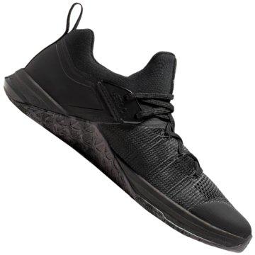 Nike TrainingsschuheMetcon Flyknit 3 schwarz