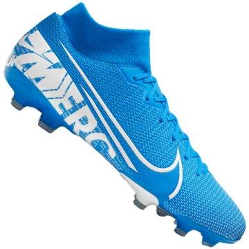 Nike Nocken-SohleSUPERFLY 7 ACADEMY FG/MG blau