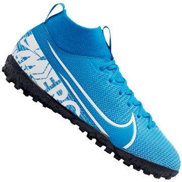 Nike Multinocken-Sohle blau
