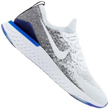 Nike RunningEpic React Flyknit 2 weiß