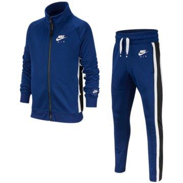 Nike TrainingsanzügeB NIKE AIR TRK SUIT - BV3603 blau