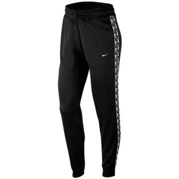 Nike TrainingshosenW NSW JOGGER LOGO TAPE - CJ6325 schwarz