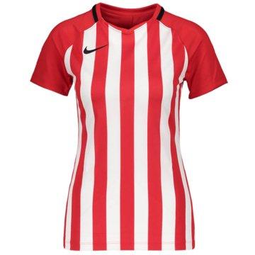 Nike FußballtrikotsW NK DRY STRP DVSN III JSY SS - CN6888 rot