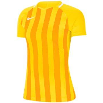 Nike FußballtrikotsW NK DRY STRP DVSN III JSY SS - CN6888 gelb