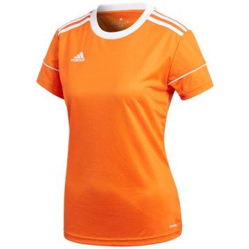 adidas FußballtrikotsSQUAD 17 JSY W - BJ9206 orange
