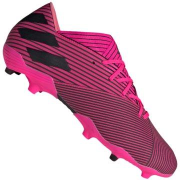adidas Nocken-Sohle pink