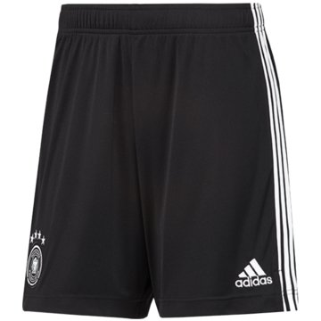 adidas FußballshortsDFB HEIMSHORTS - FS7593 schwarz