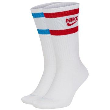 Nike Hohe SockenNike Heritage - SK0205-902 weiß