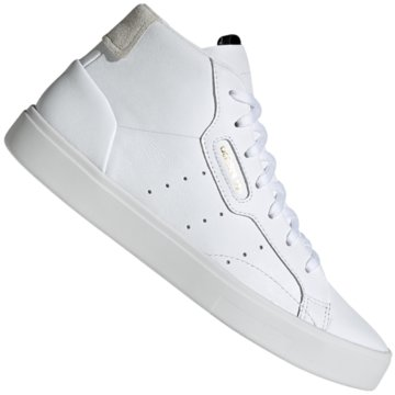 adidas Sneaker HighSleek Mid Sneaker weiß
