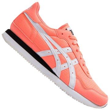 asics Sneaker Low orange