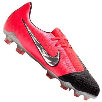 Nike Nocken-SohleNike Jr. PhantomVNM Elite FG - AO0401-606 rot