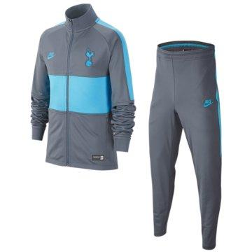 Nike Fan-Anzüge grau