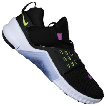 Nike TrainingsschuheFree Metcon 2 schwarz