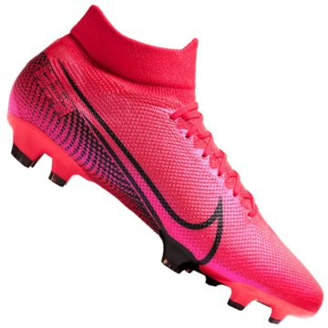 Nike Nocken-SohleMercurial Superfly VII Pro FG rot
