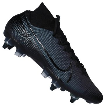 Nike Stollen-SohleNike Mercurial Superfly 7 Elite SG-PRO Anti-Clog Traction - AT7894-010 schwarz