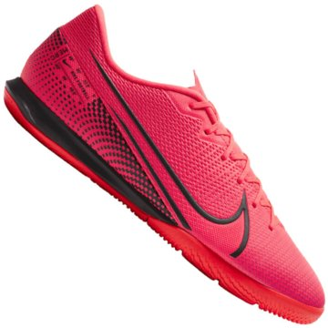 Nike Hallen-SohleNike Mercurial Vapor 13 Academy IC - AT7993-606 rot
