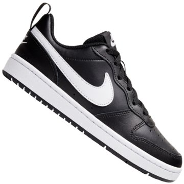 Nike Sneaker LowCOURT BOROUGH LOW 2 - BQ5448-002 schwarz