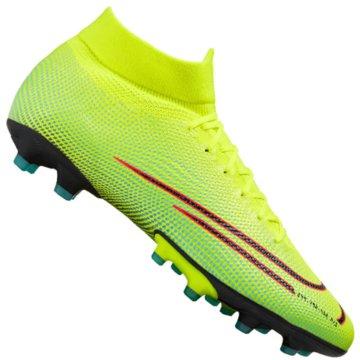 Nike Nocken-SohleNike Mercurial Superfly 7 Pro MDS AG-PRO - BQ5482-703 gelb