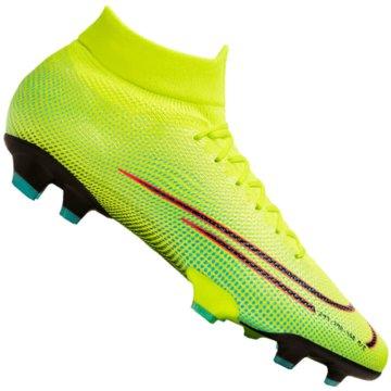Nike Nocken-SohleNike Mercurial Superfly 7 Pro MDS FG - BQ5483-703 gelb