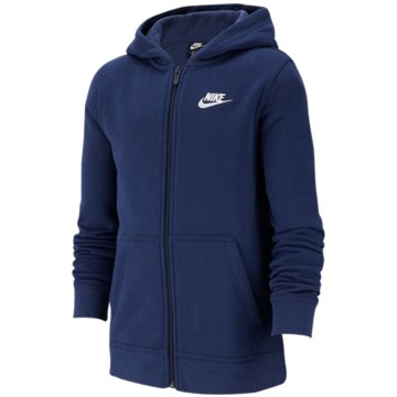 Nike SweatjackenSPORTSWEAR CLUB - BV3699-410 blau