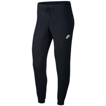 Nike JogginghosenW NSW ESSNTL PANT TIGHT FLC - BV4099 schwarz