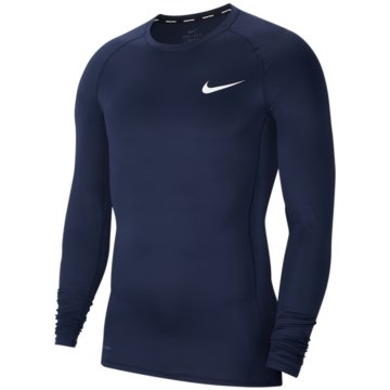 Nike SweatshirtsPro Tight Top LS -