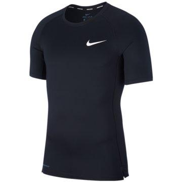 Nike T-ShirtsNike Pro Men's Tight Fit Short-Sleeve Top - BV5631-010 schwarz