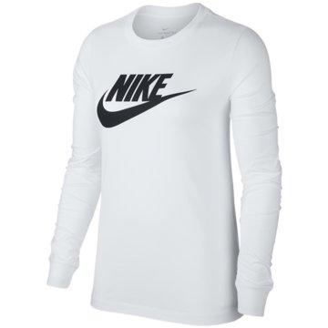 Nike LangarmshirtSPORTSWEAR - BV6171-100 weiß