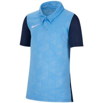 Nike PoloshirtsTROPHY IV - BV6749-412 blau