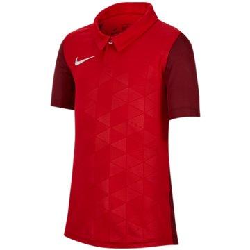 Nike PoloshirtsTROPHY IV - BV6749-657 rot