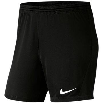 Nike FußballshortsDRI-FIT PARK 3 - BV6860-010 schwarz