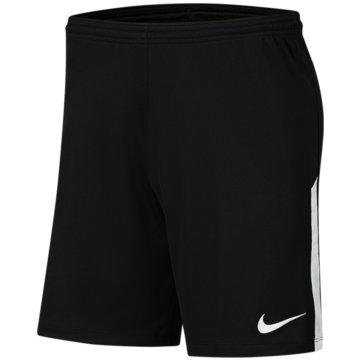 Nike FußballshortsDRI-FIT LEAGUE KNIT II - BV6863-010 schwarz