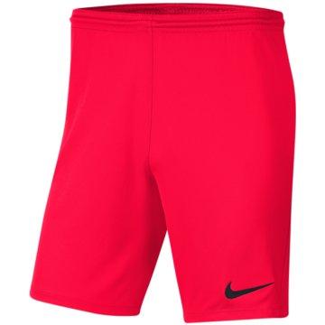Nike Kurze SporthosenNike Dri-FIT Park III - BV6865-635 pink