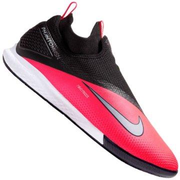 Nike Hallen-SohleREACT PHANTOM VSN 2 PRO DF IC - CD4170-606 rot