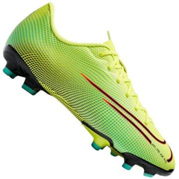 Nike Nocken-SohleNike Jr. Mercurial Vapor 13 Academy MDS MG - CJ0980-703 gelb