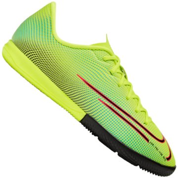 Nike Hallen-SohleNike Jr. Mercurial Vapor 13 Academy MDS IC - CJ1175-703 gelb