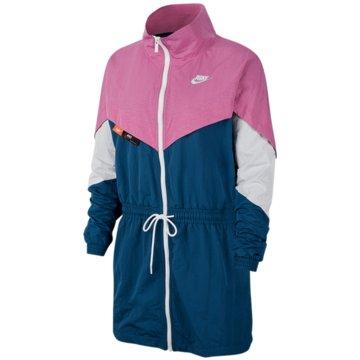 Nike ÜbergangsjackenSportswear Woven Track Jacket rot
