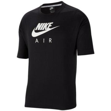 Nike T-ShirtsNIKE AIR WOMEN'S SHORT-SLEEVE TOP schwarz